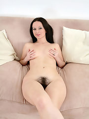 Hairy middle aged brunette women nude