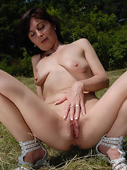 COCK MOUTH jenny atk natural mature some
