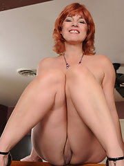 redhead milf porn pics Free porn galleries of the hottest.