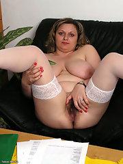 Big hard erect nipples